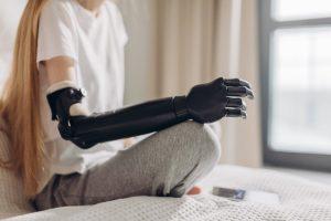 手臂末端義肢-人造手